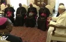 La vicinanza di Francesco ai Vescovi ed al popolo del Rwanda