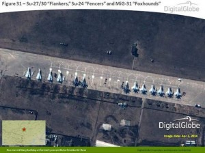 Rischierati 8 satelliti e basi russe con fighter