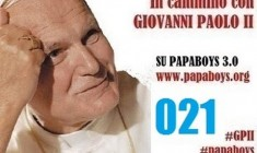 REPLAY web TV –  'In cammino con Giovanni Paolo II' 021 #papaboys