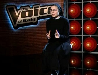 The voice, suor Cristina vince ancora