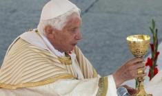 Riflettiamo insieme a Benedetto XVI