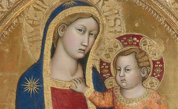 Madonna di Montenero patrona Livorno