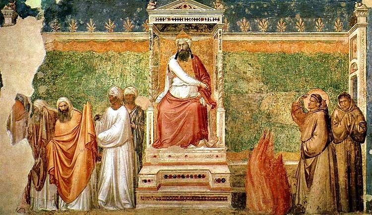 S.Francesco davanti al sultano  2