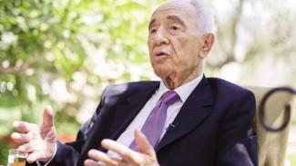 Simon Peres, 90 anni, è stato fra i fondatori dello Stato di Israele nel '48