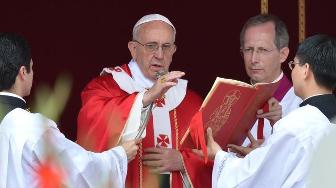 Papa Francesco S. Messa di Pentecoste