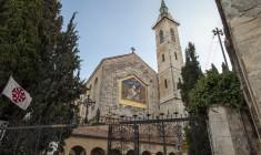 Ain Karem – Il luogo della nascita di S. Giovanni Battista