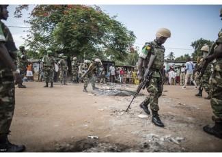 tensione nella repubblica Centrafricana