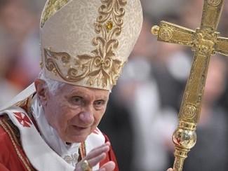 Papa Benedetto XVI a Milano (1)