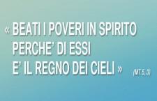Vangelo (12 Giugno) Beati i poveri in spirito
