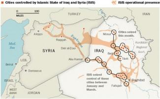 L'avanzata degli ultra fondamentalisti dell'Isiss