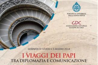 I viaggi dei Papi tra diplomazia e comunicazione, ne parlano Gänswein e Tosatti