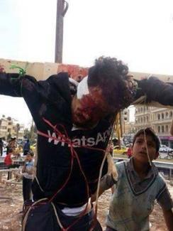 siria-isil-raqqa-crocifissione1