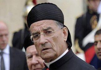 Boutros Rai, Patriarca de los maronitas.