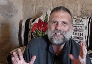 Fr._Paolo_Dall'Oglio,_Deir_Mar_Musa