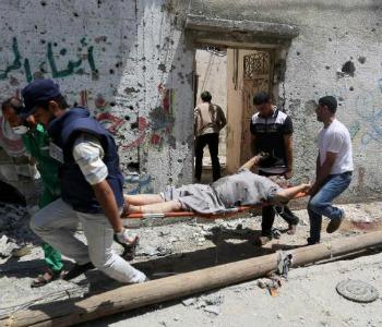 palestinian-medics
