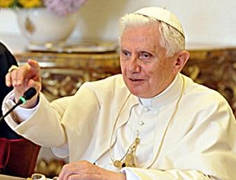 Messa di Benedetto XVI a conclusione dello Schuelerkreis