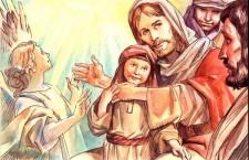 Vangelo (19 Agosto) Non impedite che i bambini vengano a me
