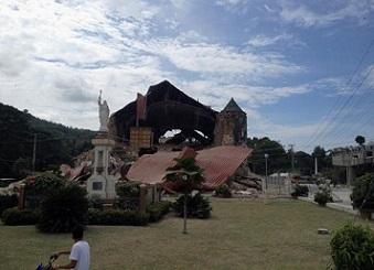 30 Chiese devastate dal terremoto riaprono le porte nelle Filippine
