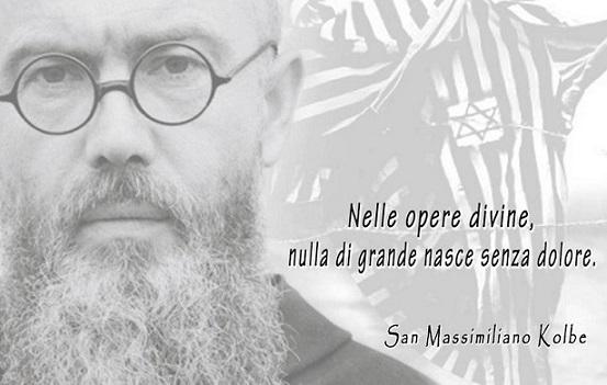 San Massimiliano Kolbe Storia E Vita Archivi Papaboys 3 0