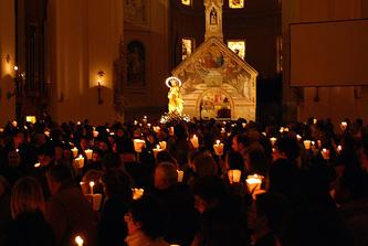 Santa-Maria-degli-Angeli-Processione-aux-Flambeaux