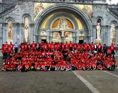 Card. Vallini guida pellegrinaggio a Lourdes della diocesi di Roma