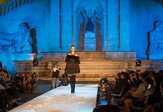T.A.G. Moda, sport e solidarietà sotto le stelle del Campidoglio a Roma il 4 settembre