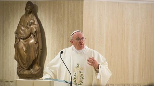 Papa Francesco: 'La forza della Parola di Dio è Gesù stesso'