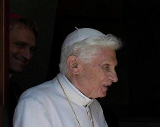 Benedetto XVI ha ricevuto il direttore del Pellegrinaggio Populus Summorum Pontificum