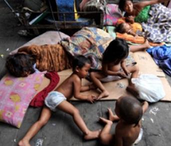 I bambini di strada di Manila al Papa: 'Vogliamo incontrarti!'