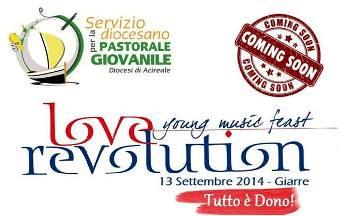 LOVE REVOLUTION_Locandina