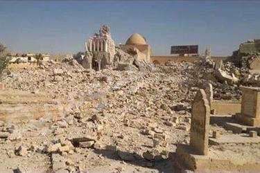 The-shrine-and-the-historical-mosque-Al-Arbain-after-the-bombing