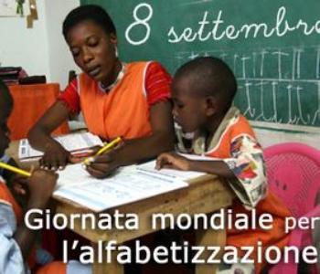 Giornata Alfabetizzazione: impegnarsi per educazione e sviluppo sostenibile