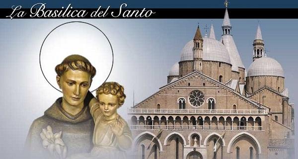 basilica di S. Antonio di Padova