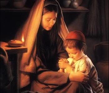 child-prayer