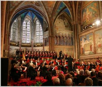 Assisi: un concerto per il 75° della proclamazione di San Francesco patrono d'Italia