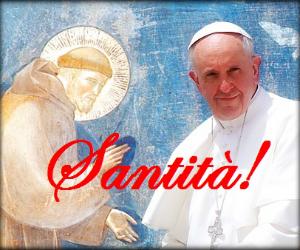 Papa Francesco e San Francesco