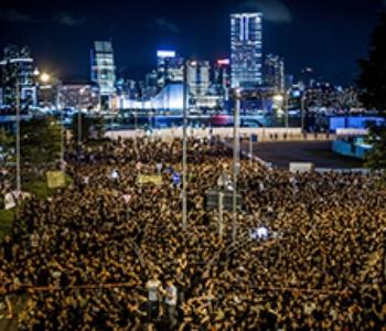 Hong Kong, nella piazza (democratica)  anche tanti cattolici