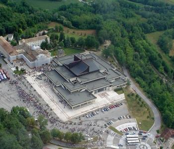 Teramo, consacrazione del nuovo Santuario di San Gabriele