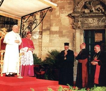 Lecce, iniziative per 20° anniversario visita Giovanni Paolo II