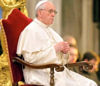 Papa Francesco: Il Rosario è la preghiera del mio cuore