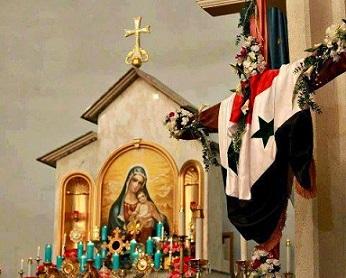 siria in croce