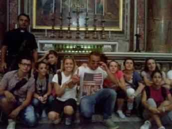 PERU': Giovani senza frontiere: testimoni e annunciatori della fede