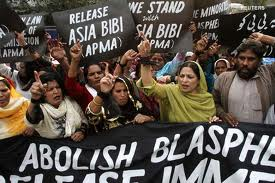 Asia Bibi condannata a morte per blasfemia: uno sfregio alla dignità umana.