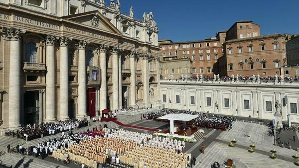 Paolo VI e Benedetto XVI