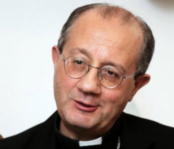 Bruno Forte, arcivescovo di Chieti-Vasto e segretario speciale del Sinodo sulla famiglia