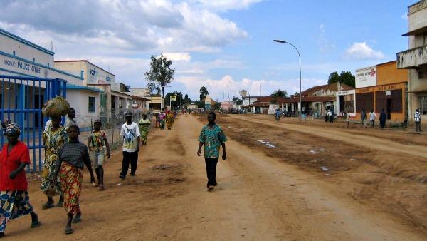 Bunia, Repubblica democratica del Congo