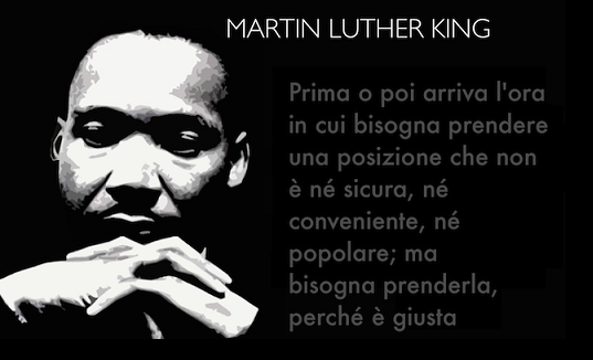 Frasi Natale Martin Luther King.50 Anni Fa Il Nobel Pace A Martin Luther King