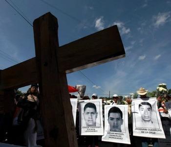 La preghiera di Papa Francesco per gli studenti messicani scomparsi