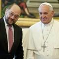 Strasburgo Papa Francesco Barroso