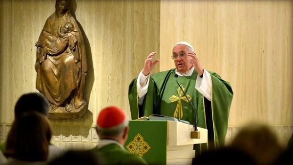Papa Francesco: lavorare tutti per l'unità della Chiesa, così si diventa più forti